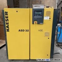 Compresseur à vis 18,5 KW KAESER type ASD32