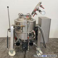 Fondoir/cuiseur électrique 80 litres inox 316L OLSA