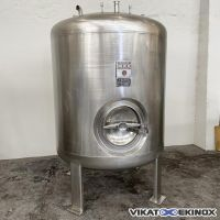 Insulated S/S tank 2295 litres – Electrical heating