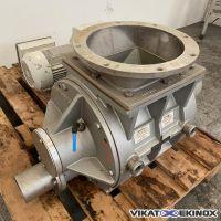 Vanne écluse de soufflage inox Ø 250 mm REIMELT type SCHLEUSE BLOW 14L