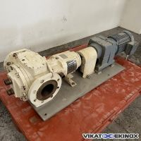 Pompe à engrenages SPX JOHNSON TOPGEAR type GM 58-80 G2SS-US6-BG2- PRAW 3333