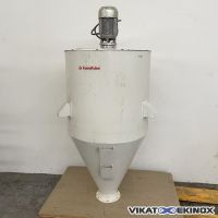 TRANSITUBE central turn mixer 340 litres