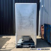 S/S powder container 2800 litres