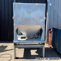 S/S powder container 1350 litres