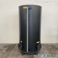 Plastic tank 1900 litres with 2 compartments