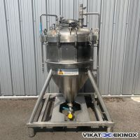 S/S container 300 litres