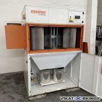 KEMPER 6 cartridges dust collector 60m2 5500m3/h type 810550060