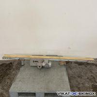 Belt conveyor Length 2060 x width 1050 mm