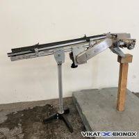 Belt conveyor Lg. 1360 mm