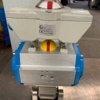 High pressure valve DN13