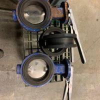 KEYSTONE butterfly valve DN 100