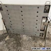 Plateforme de pesage inox relevable 300 kg METTLER TOLEDO type DUCS 300 S