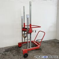 FRANKEL drum lifter and tipper 300 kg