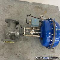 Vanne de régulation DN80 SART von Rohr