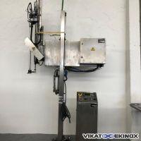 Installation de vidage/remplissage pour liquide 0 à 1500 kg FRICKE type 1100/32+36 EX