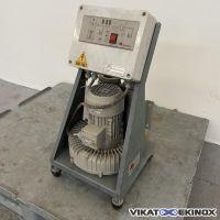 Soufflante ELMO-G 1.3 kw avec boitier MORETTO type V1 T4/8 PET