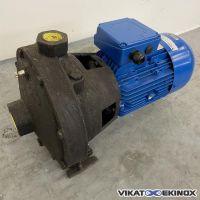 LOWARA steel centrifugal pump 24m3/h type 2FHE 32-250/55/P
