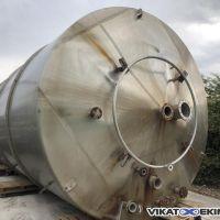 Stainless steel tank 100m3