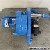 Pompe à vide PALAMATIC type VP/DD/620/50-60/H6