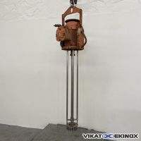 Homogénéisateur rotor/stator 5.5 kw ROUSSELLE type VM15