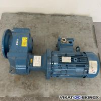 VMI drive assembly 7.5 kw  107 rpm type CYNABLOC