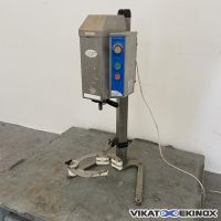 VMI RAYNERI S/S laboratory mixer type SUPERTEST