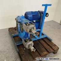 Pompe péristaltique ABAQUE type A40